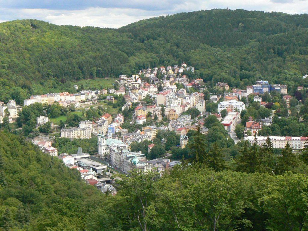 Ausflug aus Prag nach Karlsbad