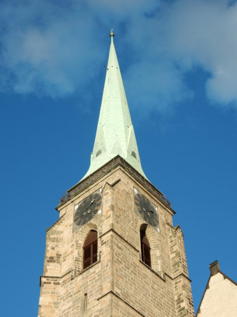 Besuchen Sie St. Bartolomäus Kathedrale Pilsen
